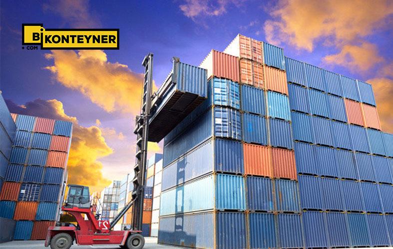 ikinci el konteyner firmaları
