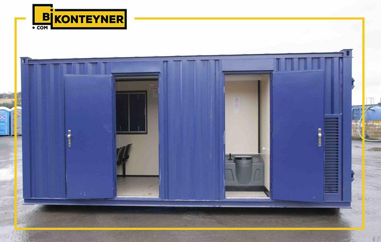 sarıyer ikinci el konteyner